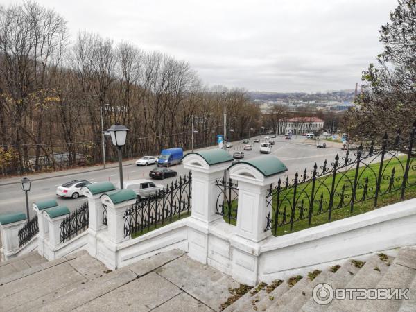 Лестница от Собора к Б. Советской
