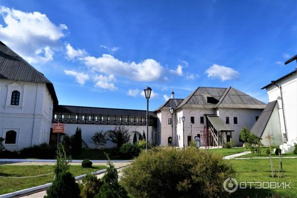 Успенский Богородицкий монастырь (Россия, Свияжск) фото