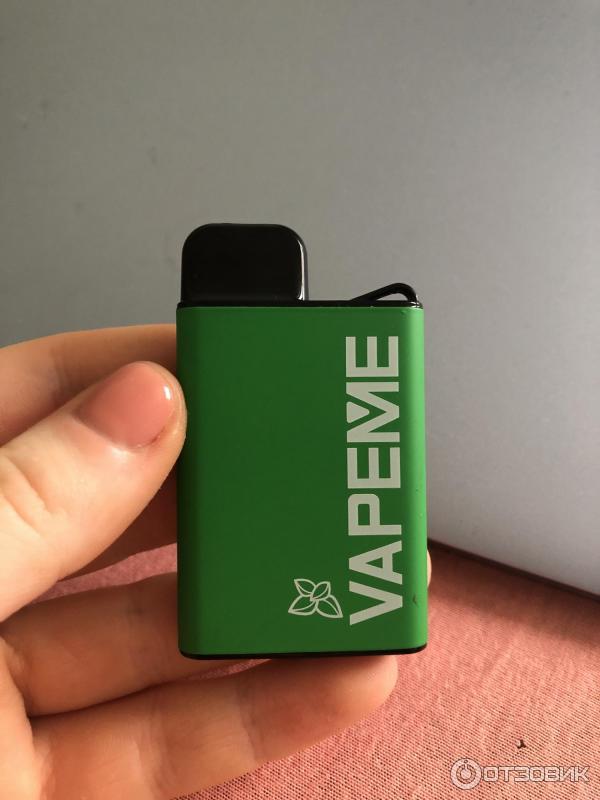 Vapeme одноразовая электронная сигарета где в ижевске купить электронную сигарету в