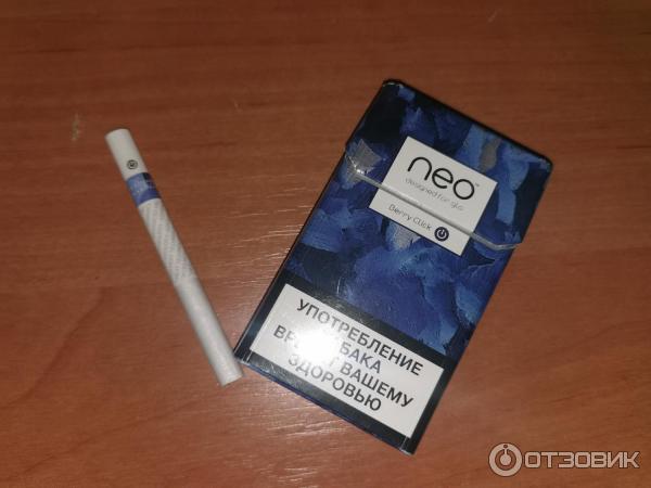 табачные изделия neo